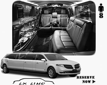 Stretch Wedding Limo for hire in Toronto, ON, Canada
