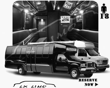 Toronto Party Bus party Bus | 18 passenger PartyBus in Toronto